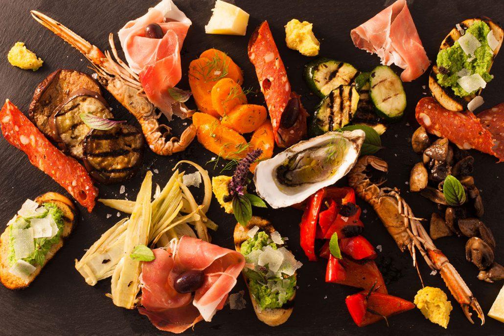 Ristorante la terrazza hamburg italienische k che for Koch italienisch